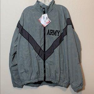Army Windbreaker/Jacket NWT